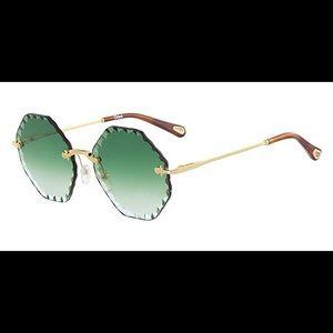 Beautiful chloe 100% authentic sunglasses